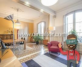 Majestueux appartement à l'Eixample Dreta, Barcelone