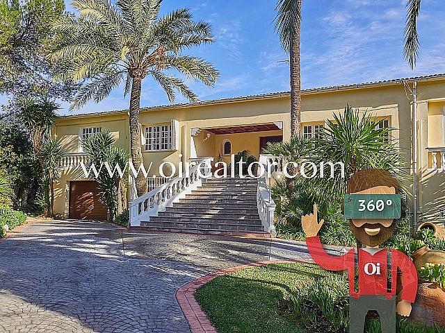 Wonderful luxury manor house for sale in Son Vida, Mallorca