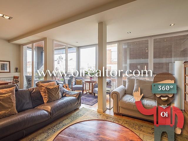 Exclusivo piso en Galvany, Barcelona