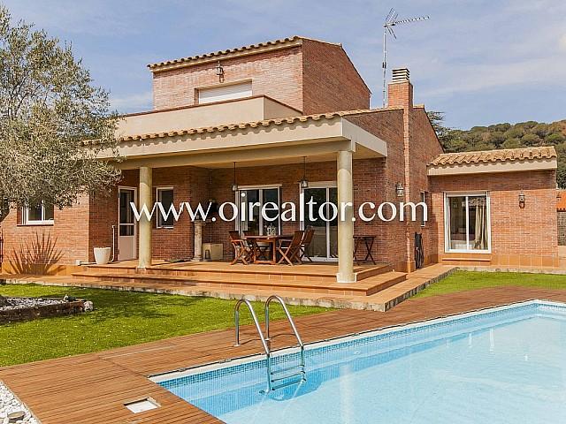 Casa unifamiliar en venta rodeada de naturaleza y tranquilidad en Sant Iscle de Villalta