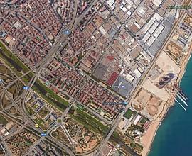 Solar en venta en Sant Adrià de Besos, para edificar un hotel