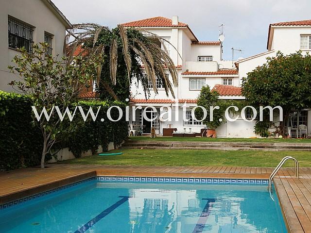 Exclusiva casa en el centro de Sant Pere de Ribes