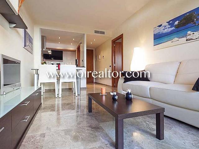 Apartamento de 2 habitaciones en nueva promoción junto al puerto de Roda de Bará