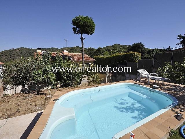 Fantàstica casa en venda a quatre vents a urbanització Can Vilardell, Mataró, Maresme