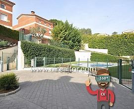 Casa en venta con vistas en Sant Andreu de Llavaneres, Maresme