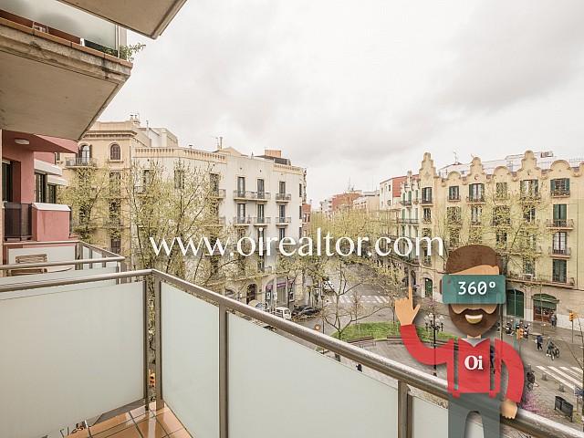 Luminoso piso en Poblenou, Barcelona