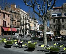 Local-vivienda en alquiler  en Sarria, Barcelona.