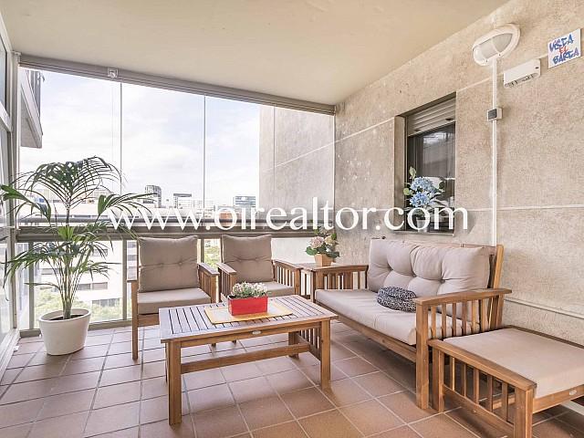 Apartamento en venta en zona Diagonal Mar, Barcelona