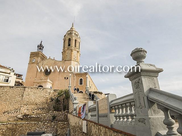 Piso en venta con vistas al mar en el centro de Sitges, Garraf