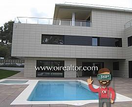 Propiedad en venta de alto standing en Urbanización Montemar, Castelldefels