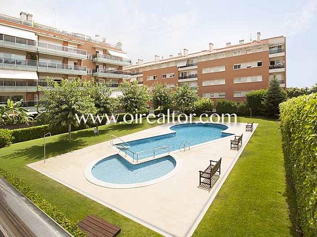 Schönes Apartment zum Verkauf in der Zoner Can Pei in Sitges