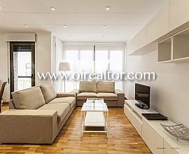 Extraordinario piso amueblado en alquiler frente a L'illa diagonal, Barcelona