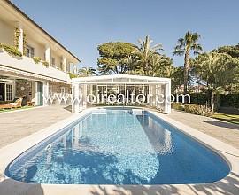 Casa exclusiva en venta zona Vinyet Sitges, Garraf