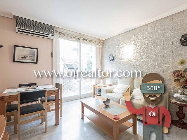 Продается уютная квартира в Ситжес, Коста Гарраф