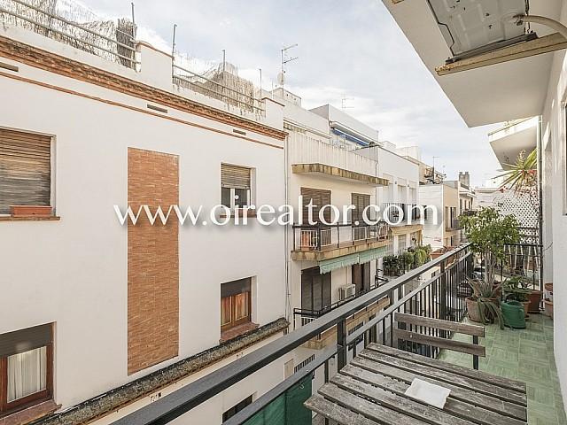 Luminoso piso en el centro de Sitges
