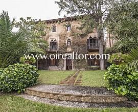 Única y emblemática casa junto al Monasterio de Pedralbes, Barcelona