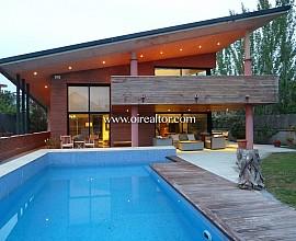 Espectacular casa de diseño en Vilanova i la Geltrú