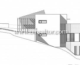 Proyecto de obra nueva en Mas Alba, Sitges