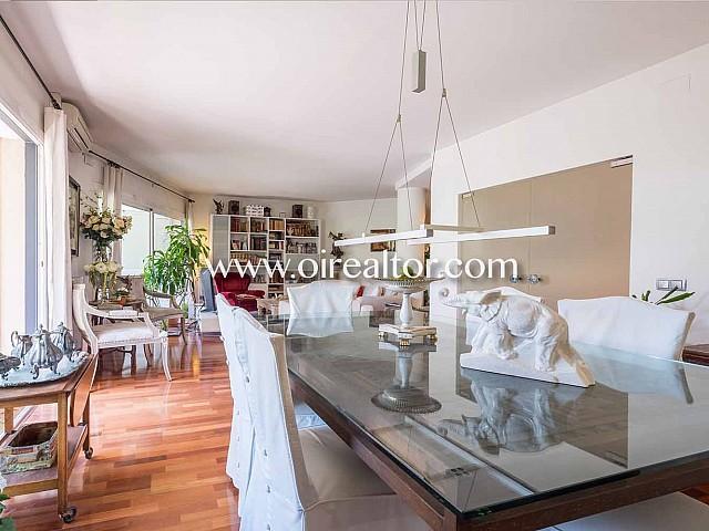 Elegant flat for sale of 210 m2 with large terrace in street Enrique Granados, Eixample Izquierdo