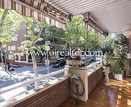 Excelente piso en venta con 2 plazas de parking en el Turó Park, Barcelona