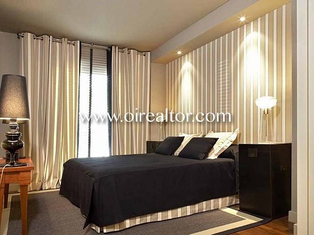Exclusivo apartamento en venta en zona alta de Barcelona