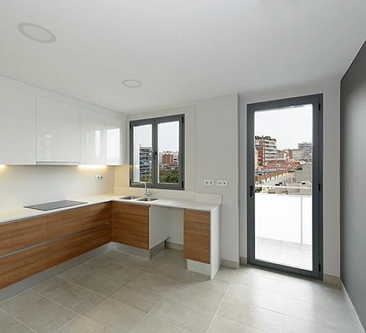 Exclusivo piso en venta de obra nueva junto a L'Illa Diagonal