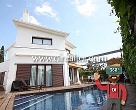 Magnífica casa con piscina en la exclusiva urbanización Los Viñedos, Sant Pere de Ribes