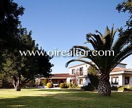Espectacular casa ajardinada en Sant Pere de Ribes