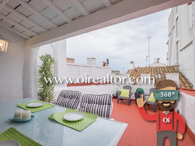Encantadora casa unifamiliar en el centro de Sitges