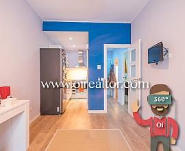 Bonito piso recién reformado en Barrio Gótico, Barcelona