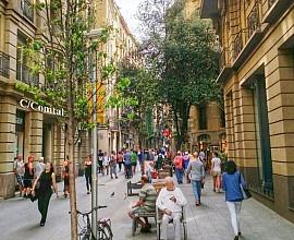 Сдается торговое помещение в Готическом квартале Барселоны