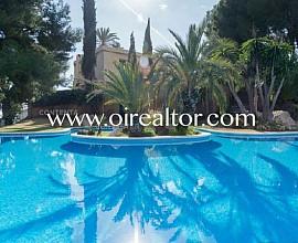 Luxury flat in Mas d'en Lliri II, Sitges