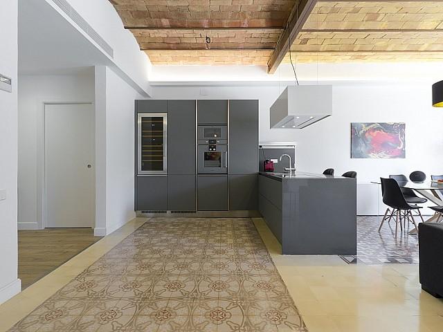 Appartement impeccable dans l'Eixample Dreta, Barcelone