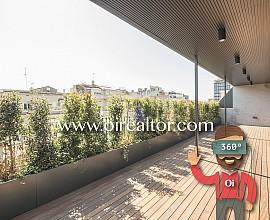 Exclusivo ático en venta en el corazón de la Eixample, Barcelona