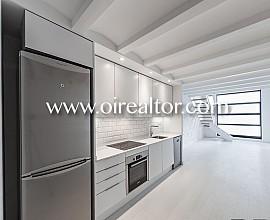 Excelente loft a estrenar en el barrio de Gràcia