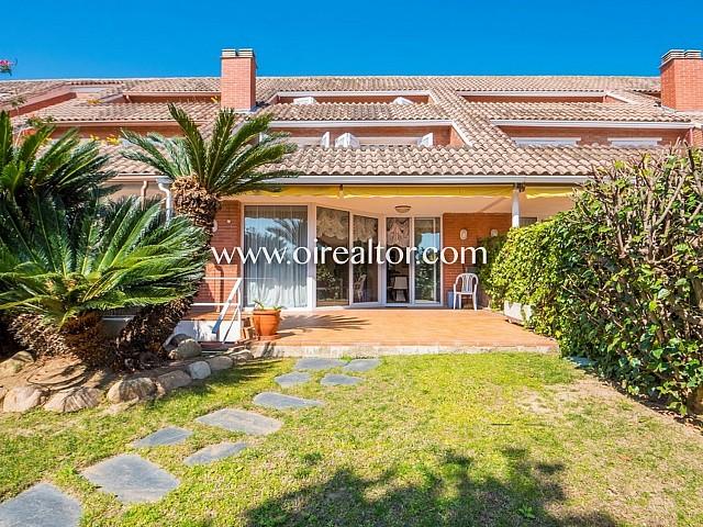 Magnífica casa pareada en Sant Andreu de Llavaneres