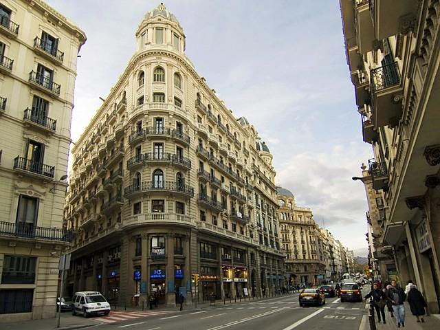 Enormes Gebäude zum Verkauf in CIutat Vella im Zentrum Barcelonas
