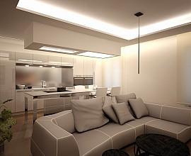 Neues Penthouse in der Rambla Cataluña, Barcelona