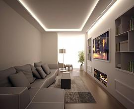 Appartement en attique design à inaugurer à Rambla Catalunya, Barcelone