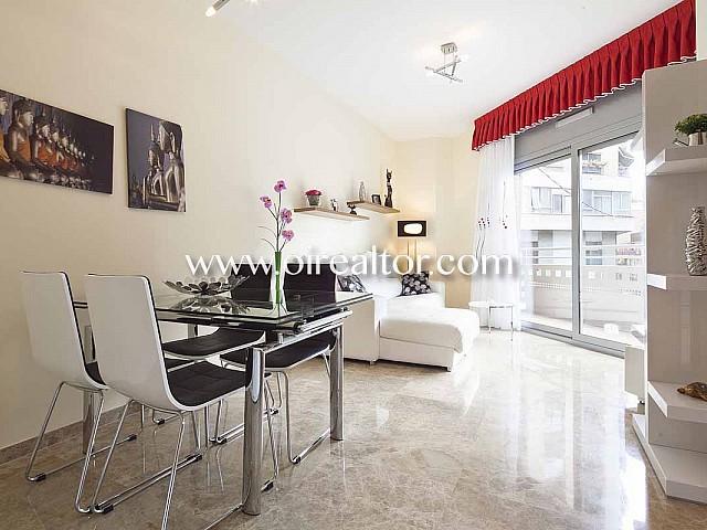 Helle und neue Wohnung in Baix Guinardo, Barcelona