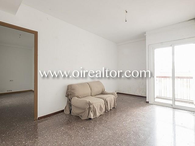 Продается квартира на восьмом этаже в Эшампле Эскерра