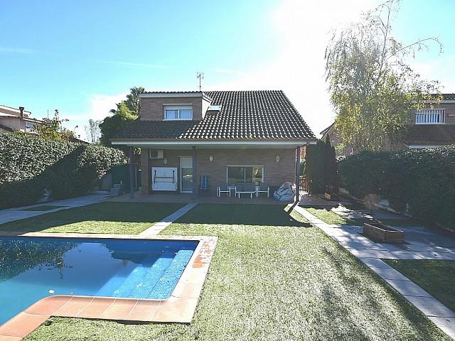 Magnifica casa unifamiliar en venta en Can Cabassa Mirasol, Sant Cugat del Valles