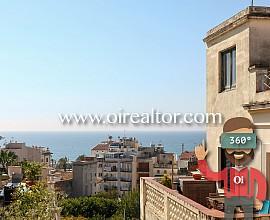 Gran piso en venta en pleno centro historico de Sitges