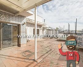 Продается эксклюзивный пентхаус в Эшампле Эскерра