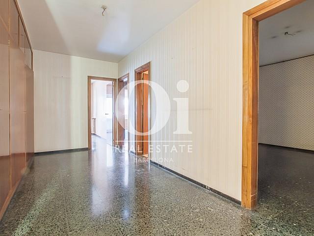 Vista de estancia de piso en venta en Carrer Beethoven, Sarria