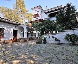 Magnifica casa única y señorial a cuatro vientos con casa de invitados en La Floresta
