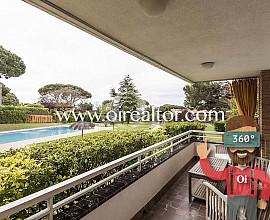 Estupendo apartamento en venta cerca de la playa de Sant Vicenç de Montalt