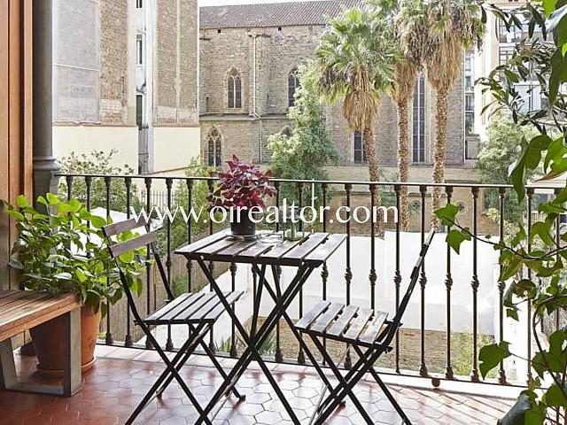 Appartement avec licence à vendre dans le centre de Barcelone, Eixample Dret, idéal investissement