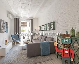 Apartamento con encanto en Poble Sec, Barcelona