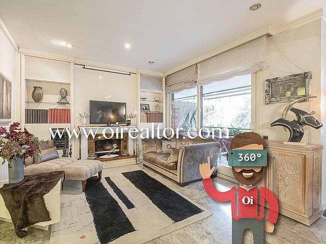 Impecable piso en venta con 2 plazas de parking en Johann Sebastian Bach, Turó Park